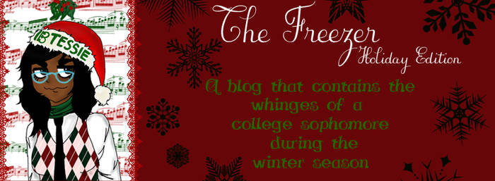 The Freezer: Winter 2012 banner by Rave-Light