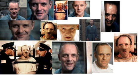 Hannibal Lecter(V2) by TheAgentmanMMT