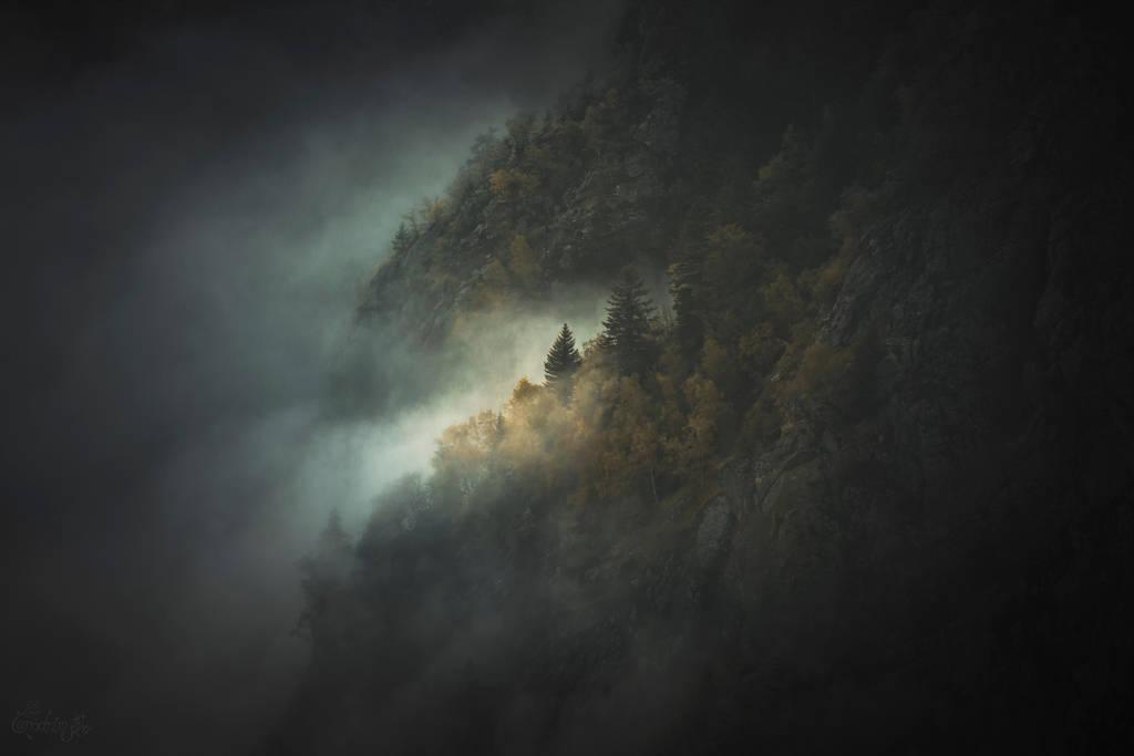 Ce qui fut n'est plus by Onodrim-Photography