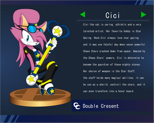 Cici Trophy .:Gift:. by LucarioShirona