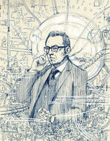 The net is vast, Mr. Reese by Emushi