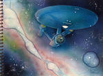 The Enterprise by Emushi