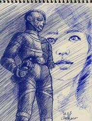KIKAIDA Doodle by Emushi