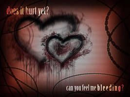 hurt by riaru