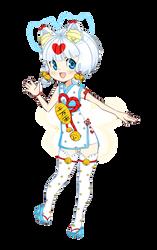 Akasuki-chan!! by StarfighterB