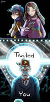 We Trusted You by a00xWx