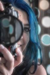 Blue ID by angelbabiau