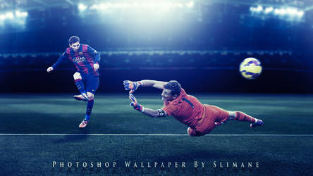 Messi001 by slimane47