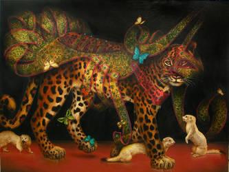 Leopard-marclerest by marclerest