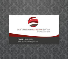 Professional Business card by ahsanpervaiz