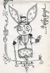 Bunny of Phantasium by Volatilite