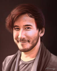 Markiplier by Blue-Nite
