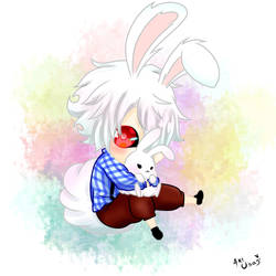 12 Taisen - Rabbit by Aki52Usagi