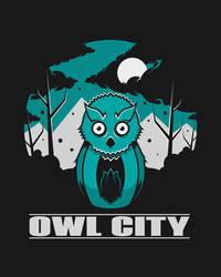 Owl City by B-boyAlfelor