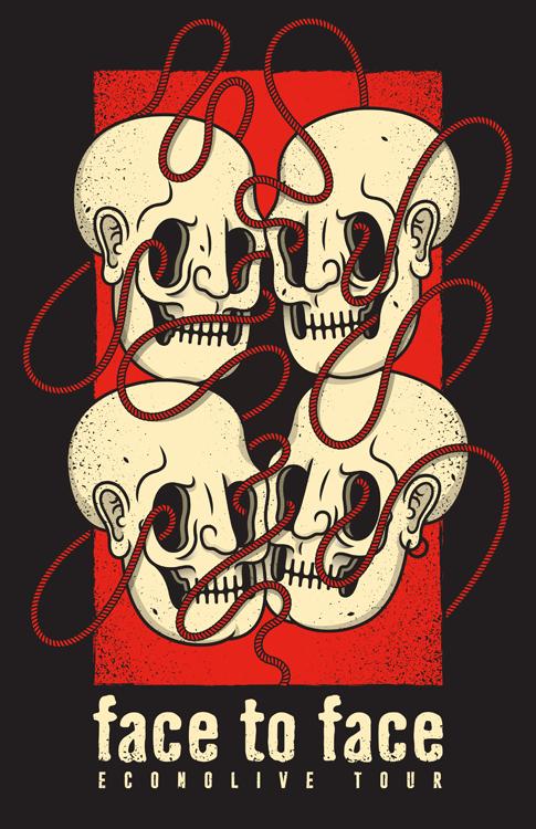 Face to Face by B-boyAlfelor