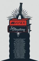 Bayside X Say anything by B-boyAlfelor
