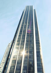 NYC Building #1 by BlackDiamondOne