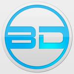 BD Blue Logo by BlackDiamondOne