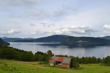 Ramstaddalen, Norway by BlackDiamondOne
