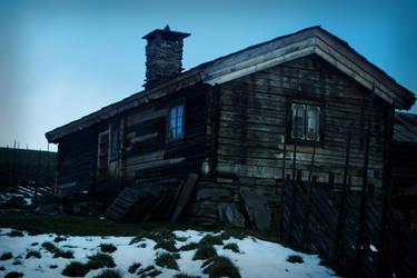 Kvitfjell Cabin by BlackDiamondOne