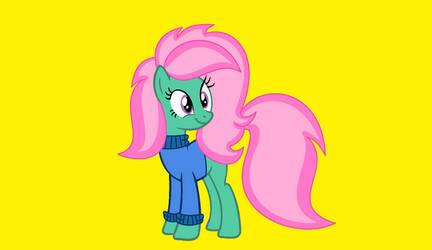 Cherry Cupcake OC Pony by ScoutImusPRIME