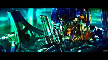 Optimus IV - DOTM by zeexto