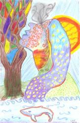 A Dream by Pandazilla