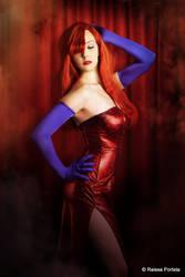 Jessica Rabit by RaissaPortela