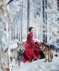 Snow White by RaissaPortela