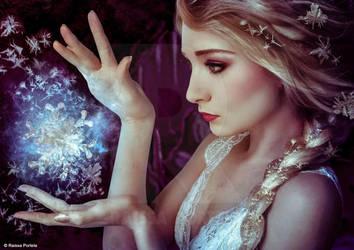 Elsa by RaissaPortela