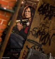 Ellie | The Last of Us by RaissaPortela