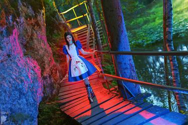 Welcome to Wonderland by Kifir