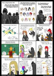 KH - Organization XIII Is... by tafkae