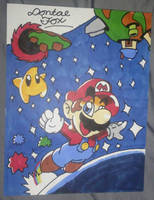 Super Mario Galaxy! by DontaeSuperstar09
