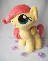 My little Fluttershy, my little Fluttershy! by sequinjar
