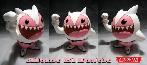 Albino EL DIABLO by EricNocellaDiaz