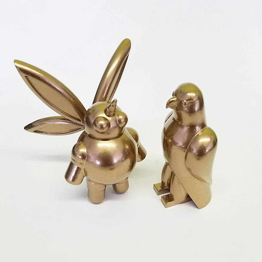 Golden Goodies by EricNocellaDiaz