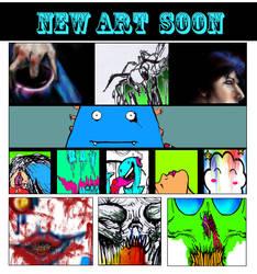 new art soon by ChaosMillzyTheory