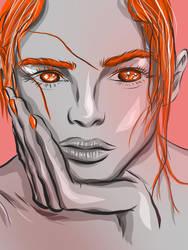 Adobe Illustrator Draw study#1 by alanh20170308