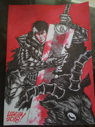 GUTS commission. by curseoftheradio