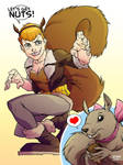 SQUIRREL GIRL. by curseoftheradio