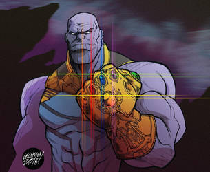 THANOS. by curseoftheradio