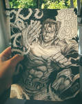JOSEPH JOESTAR commission. by curseoftheradio