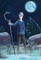 Jack Frost by Pihguinolog