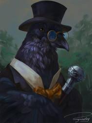 Portrait by Pihguinolog