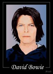 David Bowie by Little-Vampire