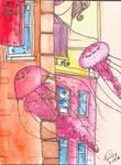 Jellyfish 2 by Harruka