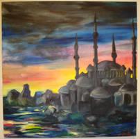Sailing to Byzantium by Ariel-Bariel