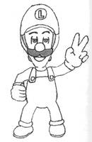 Luigi by Gunmetal2005