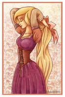 Rapunzel by Soleila15